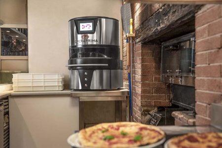 Ecor International invents new pizza stretcher that imitates hands