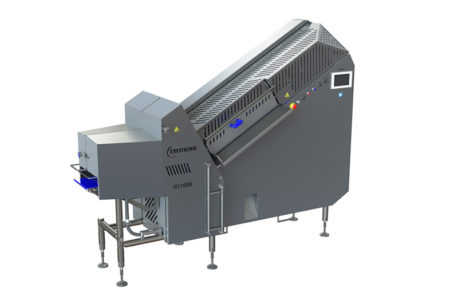 Thurne's compact bacon slicer receives vision boost