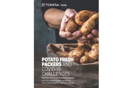 Tomra publishes new eBook for potato fresh packers