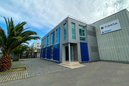 Tomra opens new regional headquarters in Latin America