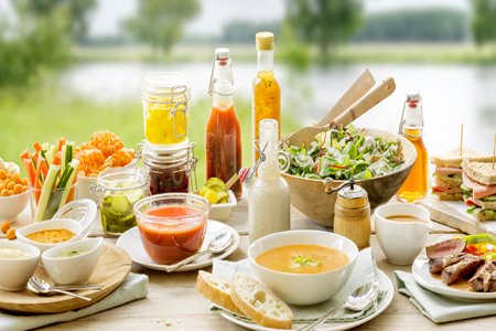 GNT launches natural colour range for savoury foods