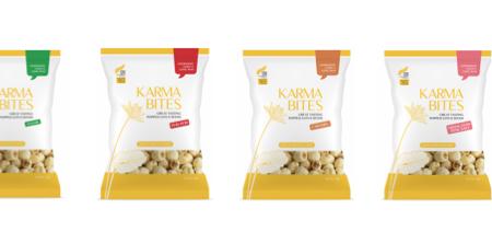 Karma Bites storms the snacks aisle