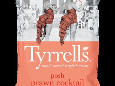 Tyrrells launches Posh Prawn Cocktail range