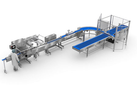 Ulma Packaging designs new automation solution for bakery sector