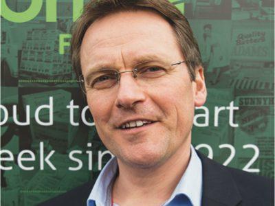 Hunter named as MD of Ornua Foods UK