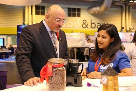 FDF stand proves popular at fair