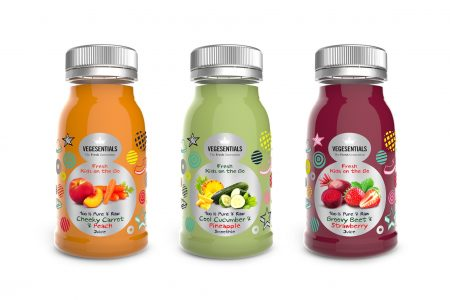 Vegesentials expands range with new children's product