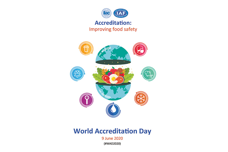 World Accreditation Day focuses on improving standards of food safety