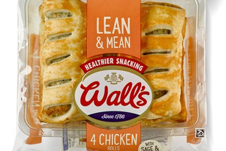 Wall's Pastry launches UK's first chicken roll