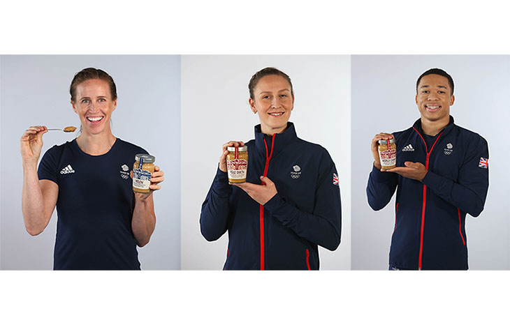 Whole Earth unveils Team GB athlete ambassadors for 'Whole way' to Tokyo campaign