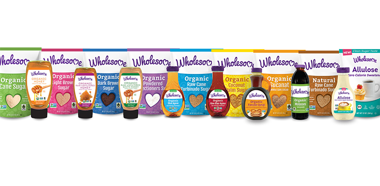 Whole Earth Brands enters into definitive agreement to acquire Wholesome Sweeteners