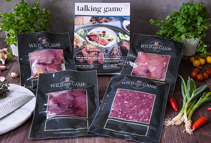 Wild and Game introduces new Cook with Game starter pack