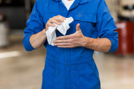 Rocol develops new cleaning wipes for workspaces