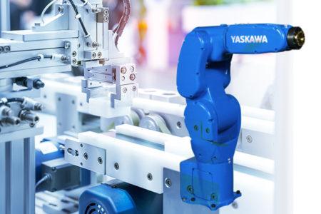 Yaskawa expands range of industrial robots