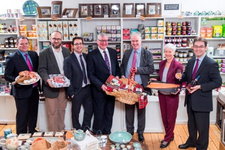 Record high for Scottish food and drink exports