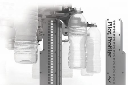 Agr improves lightweight PET bottle blowmolding process