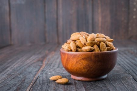 Almonds retain top spot in nut introduction in Europe