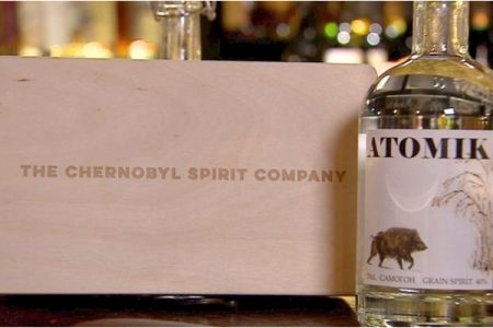 Scientists produce vodka from Chernobyl exclusion zone