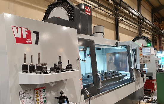 Baker Perkins invests in machine tools for business growth