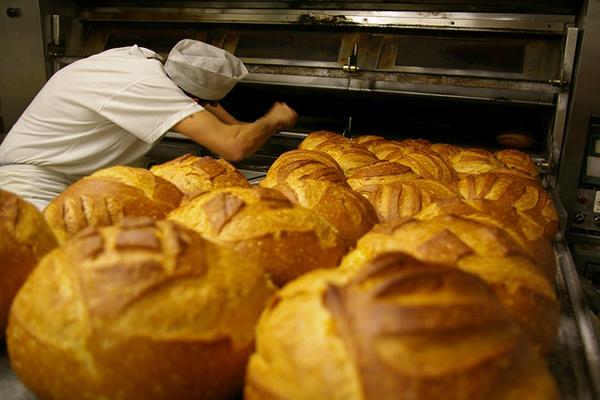 Consistent dough production