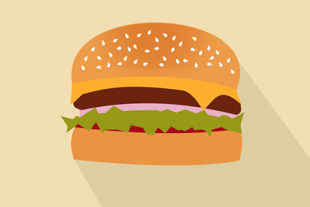 2/3 of Brits think meat-free burgers are the future