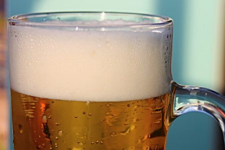 Demand for British booze bubbles over