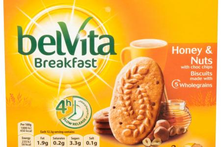 Breakfast snackification