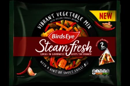 Birds Eye adds to Steamfresh frozen range