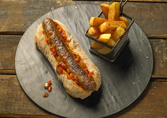 Double success for K's Wors with launch of linear Boerie Dogs