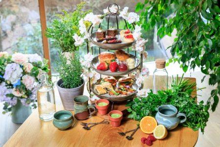 Botanics launches vegan and gluten-free afternoon teas
