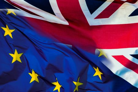 Brexit strikes