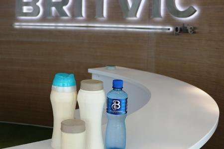 Britvic develops wood fibre bottle