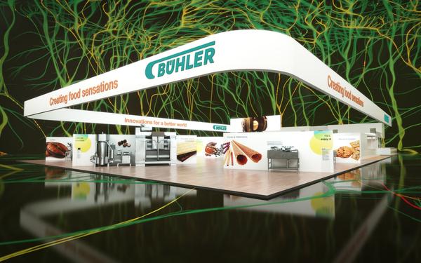 Buhler to create food sensations digitally with virtual tradeshow