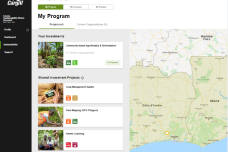 Cargill connects cocoa and chocolate customers via CocoaWise portal
