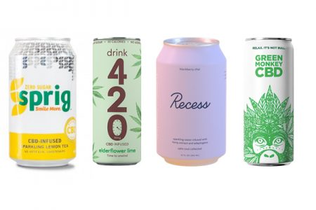 US CBD drinks market to rise to over $1bn
