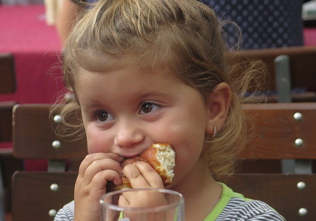 Changing face of children's foods