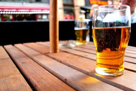 Cider advancing on wine industry