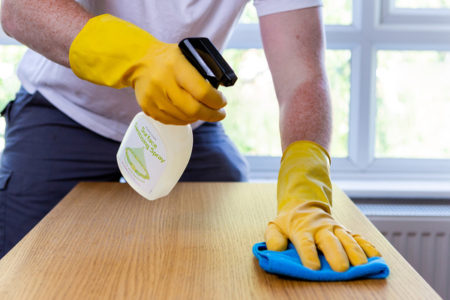 Progiene releases guide to selecting sanitising products