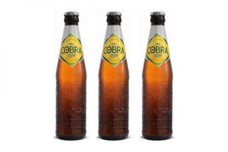 Cobra Beer relaunches Cobra Zero