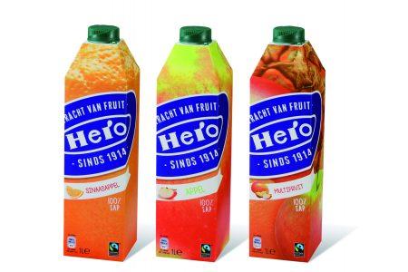 Super Hero packaging