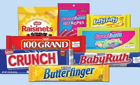 Nestlé sells US confectionery business to Ferrero