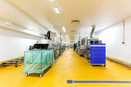 Pork pie facility refurbishment completed