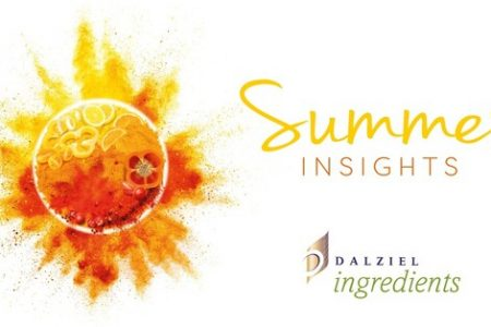 Dalziel Ingredients' new report hints at Asian summer food trend for 2021