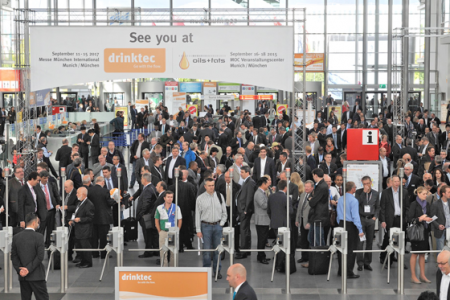 Drinktec 2017 returns to Munich