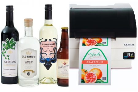 DTM Print claims world's first with desktop inkjet label printer with integrated plotter