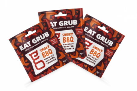 Edible insects on sale in UK supermarket first