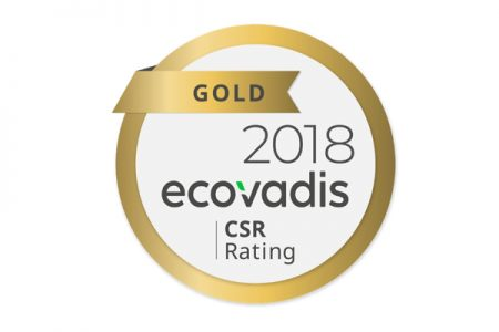 Smurfit Kappa awarded fifth gold CSR rating