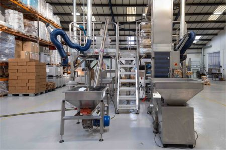 EHL Ingredients invests in new machinery for allergen management