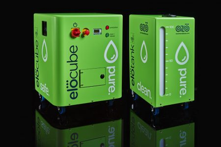 Fogging with eloclear transforms packhouse hygiene