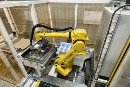 Endoline Robotics' palletiser helps flour miller meet rising retail demands